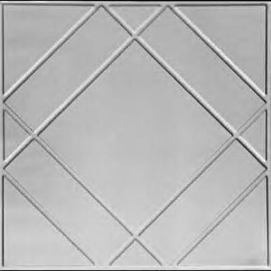Floating Geometry - Aluminum Ceiling Tile - #2404