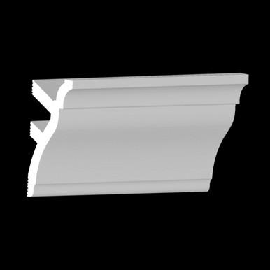 DIY Foam Crown Molding - 4 in. Wide 8 ft. Long - #CC 456