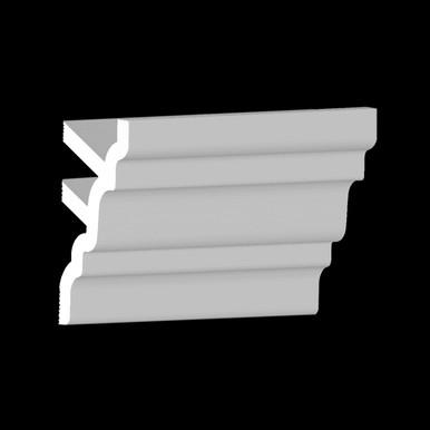 DIY Foam Crown Molding - 5 in. Wide 8 ft. Long - #CC 553
