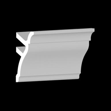 DIY Foam Crown Molding - 5 in. Wide 8 ft. Long - #CC 556