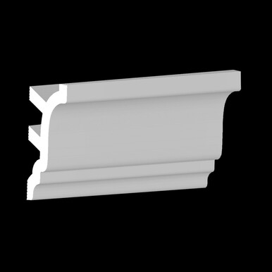DIY Foam Crown Molding - 4 in. Wide 8 ft. Long - #CC 452