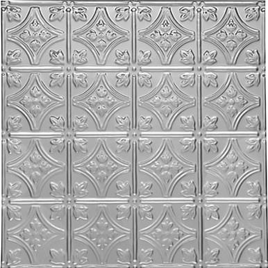 Princess Victoria - Tin Ceiling Tile - #0604