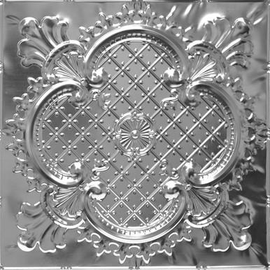 Lancelot - Shanko Tin Plated Steel Ceiling Tile - #500