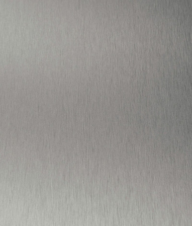 Brushed Stainless NuMetal Stainless Steel Laminate 4ft. x 8ft. 256G