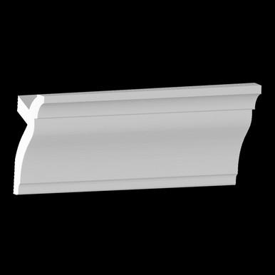 DIY Foam Crown Molding - 3 in. Wide 8 ft. Long - #CC 356