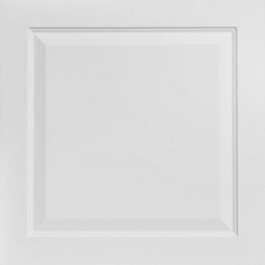 Raised Panel - Faux Tin Drop Ceiling Tile - #505