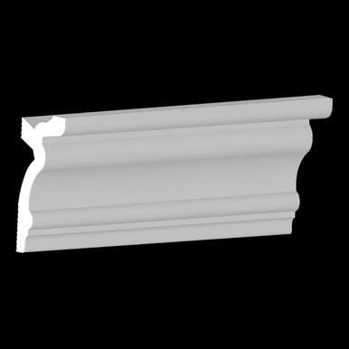 DIY Foam Crown Molding - 3 in. Wide 8 ft. Long - #CC 354