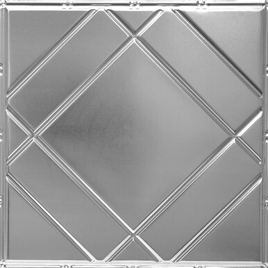 Shanko - Tin Plated Steel - Wall and Ceiling Patterns - #517