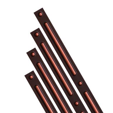 Grid & Seam Faux Tin Covers - G2