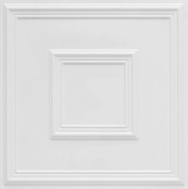 Town Square - Faux Tin Ceiling Tile - 24 in x 24 in - #208