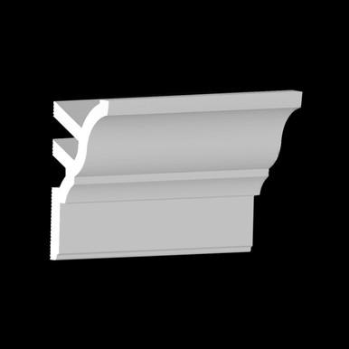 DIY Foam Crown Molding - 5 in. Wide 8 ft. Long - #CC 551