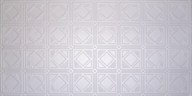 Faux Tin Wall & Ceiling Panel - 24x48 - #DCT 0207