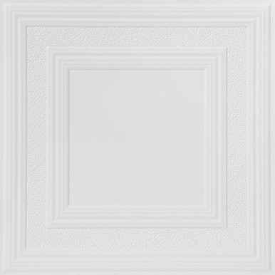 Faux Tin Ceiling Tile - 24 in x 24 in - #DCT 0509