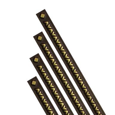 Grid & Seam Faux Tin Covers - G4
