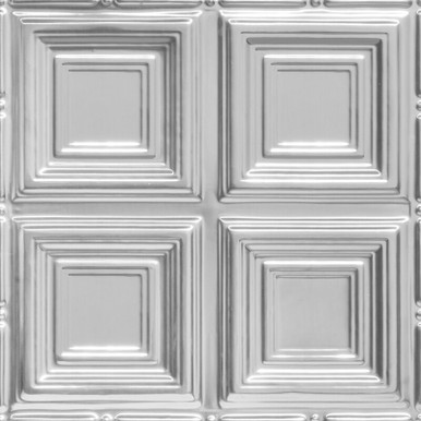 Lincoln Square - Tin Ceiling Tile - #1211