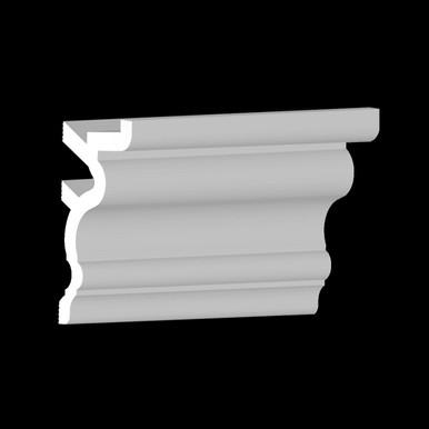 DIY Foam Crown Molding - 5 in. Wide 8 ft. Long - #CC 554
