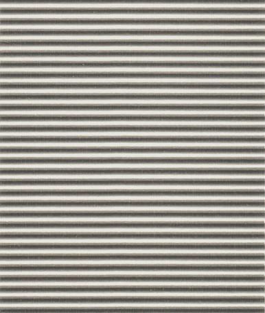 Horizontal Corrugated Brushed Aluminum Numetal Aluminum Laminate 4ft. x 8ft. 603 924
