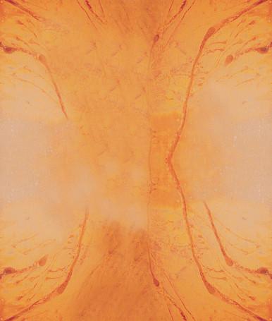 Patina Onyx NuMetal Copper Laminate 4ft. x 8ft. C412