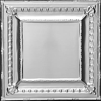 """Old Farmhouse Favorite - Tin Ceiling Tile - 24""""x24"""" #2418"""