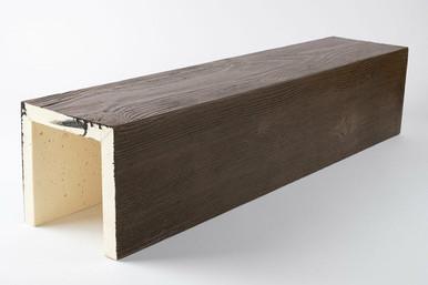 Faux Wood Beams - 8 ft. Length & 6 in. Width