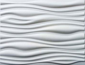 3D Wall Panels Bamboo Pulp Wall Panel
