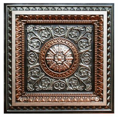 La Scala II - FAD Hand Painted Ceiling Tile - #CTF-001-2