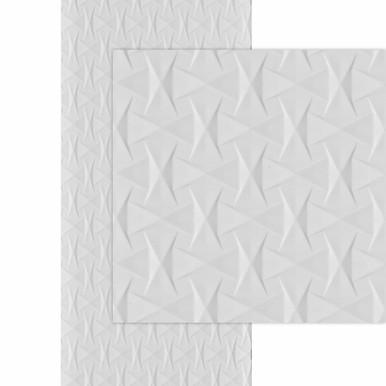 Bowtie MirroFlex 4x8 / 4x10 Glue Up PVC Wall Panels