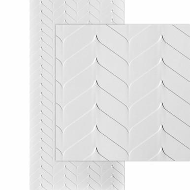 Ariel MirroFlex 4x8 / 4x10 Glue Up PVC Wall Panels