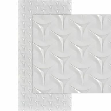 Japanese MirroFlex 4x8 / 4x10 Glue Up PVC Wall Panels