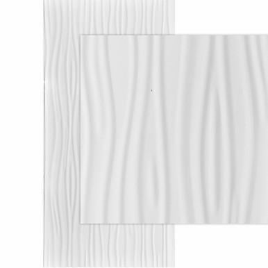 Kalahari MirroFlex 4x8 / 4x10 Glue Up PVC Wall Panels