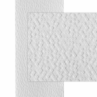 Bee Hive MirroFlex 4x8 / 4x10 Glue Up PVC Wall Panels