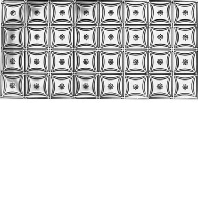 Custom Color - 24 in. x 48 in. - Tin Ceiling Tile - Powder Coated
