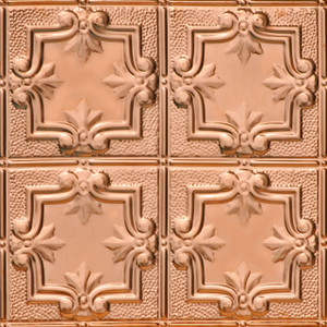 Antoinette Copper Ceiling Tile