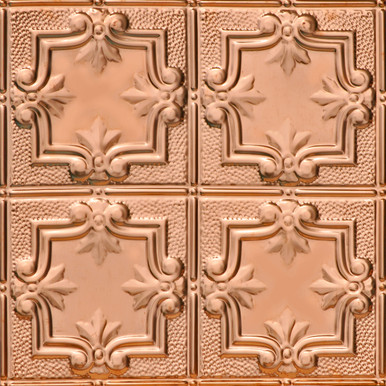 Antoinette - Shanko Copper Ceiling Tile - #321