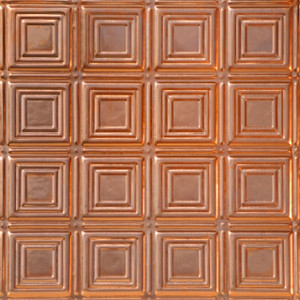 Shanko Copper Ceiling Tile