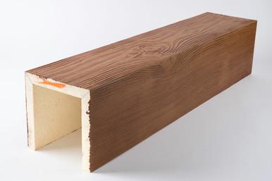 Faux Wood Beams - 10 ft. Length & 6 in. Width
