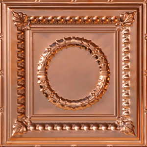 Victory Copper Ceiling Tile