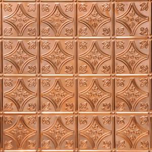 Shanko Copper Ceiling Tile