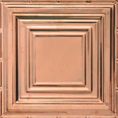 Williamsburg - Shanko Copper Ceiling Tile - #505