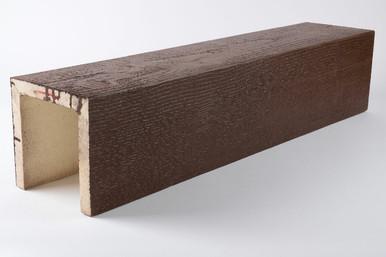 Faux Wood Beams - 12 ft. Length & 6 in. Width