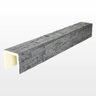 Faux Wood Beams - 12 ft. Length & 26 in. Width