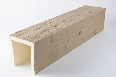 Faux Wood Beams - 15 ft. Length & 28 in. Width