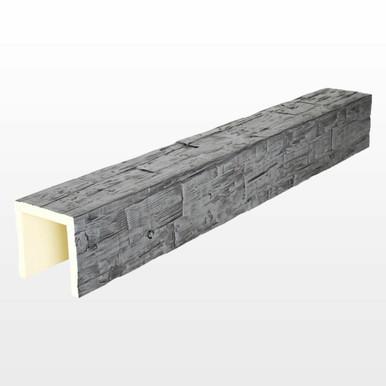Faux Wood Beams - 16 ft. Length & 4 in. Width