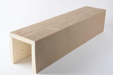 Faux Wood Beams - 17 ft. Length & 4 in. Width