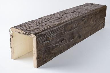 Faux Wood Beams - 17 ft. Length & 6 in. Width