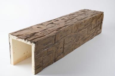 Faux Wood Beams - 17 ft. Length & 8 in. Width