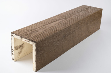 Faux Wood Beams - 17 ft. Length & 20 in. Width