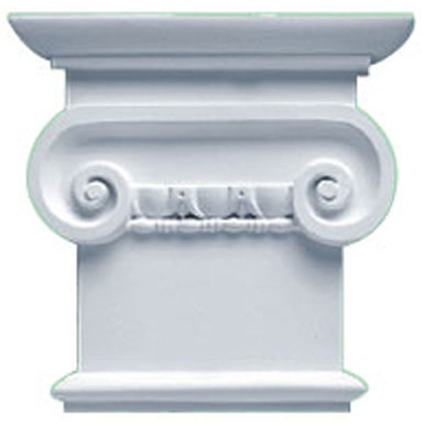 Classic Ionic - Urethane Capital - PAck of 4 - #CAP08X07X02CL