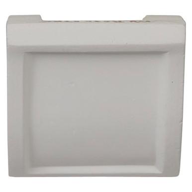 Bedford Coupling - Urethane Crown Moulding Blocks - Pack of 4 - #MDB03X03BE