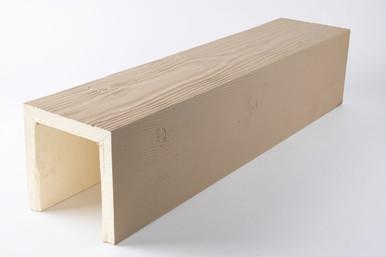 Faux Wood Beams - 19 ft. Length & 4 in. Width